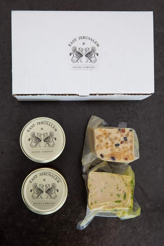 gourmet halva blocks and tahini sauce free shipping