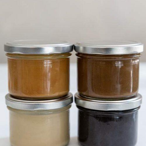 Sesame Tahini Flavor Set of 4 330g each